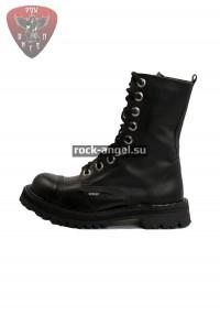 Ботинки Ranger 9-ти блочные с круглым носом,утепленные натуральным мехом