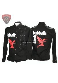 """Рубашка """"Black Sabbath"""" с длинным рукавом"""