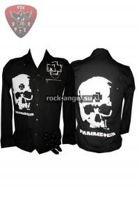 "Рубашка ""Rammstein - Weiter"" с длинным рукавом"