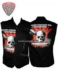 """Рубашка """"Rammstein - Weiter"""" без рукавов"""